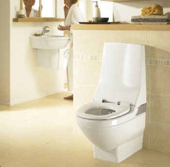 Geberit Assisted Toilet Opemed