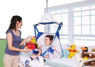 Nursing Home Portable Ceiling Hoist