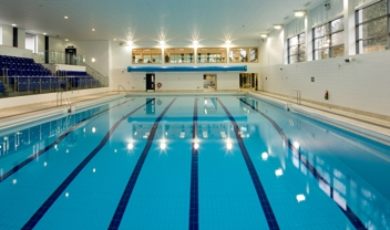 Swimming pool hoists for disabled
