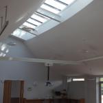 ot200 ceiling hoist at nursing home