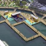gibraltar bathing pavilion