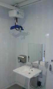 OT200 ceiling hoist