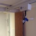 H ceiling hoist system