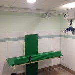 sen changing room