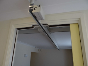 Ceiling Hoist Install Gallery Opemed