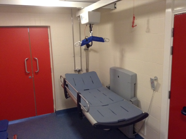 Leisure Centre Disabled Changing Swindon OpeMed - Disabled changing table