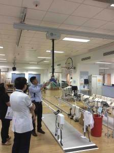 Ceiling Hoists In Hospitals Opemed