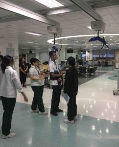 rehabilitation ceiling hoists in hong kong hospital