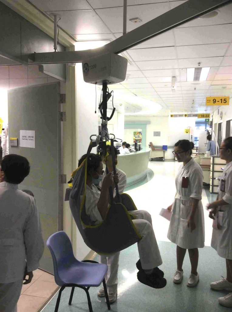 Patient Hoist Asia Opemed