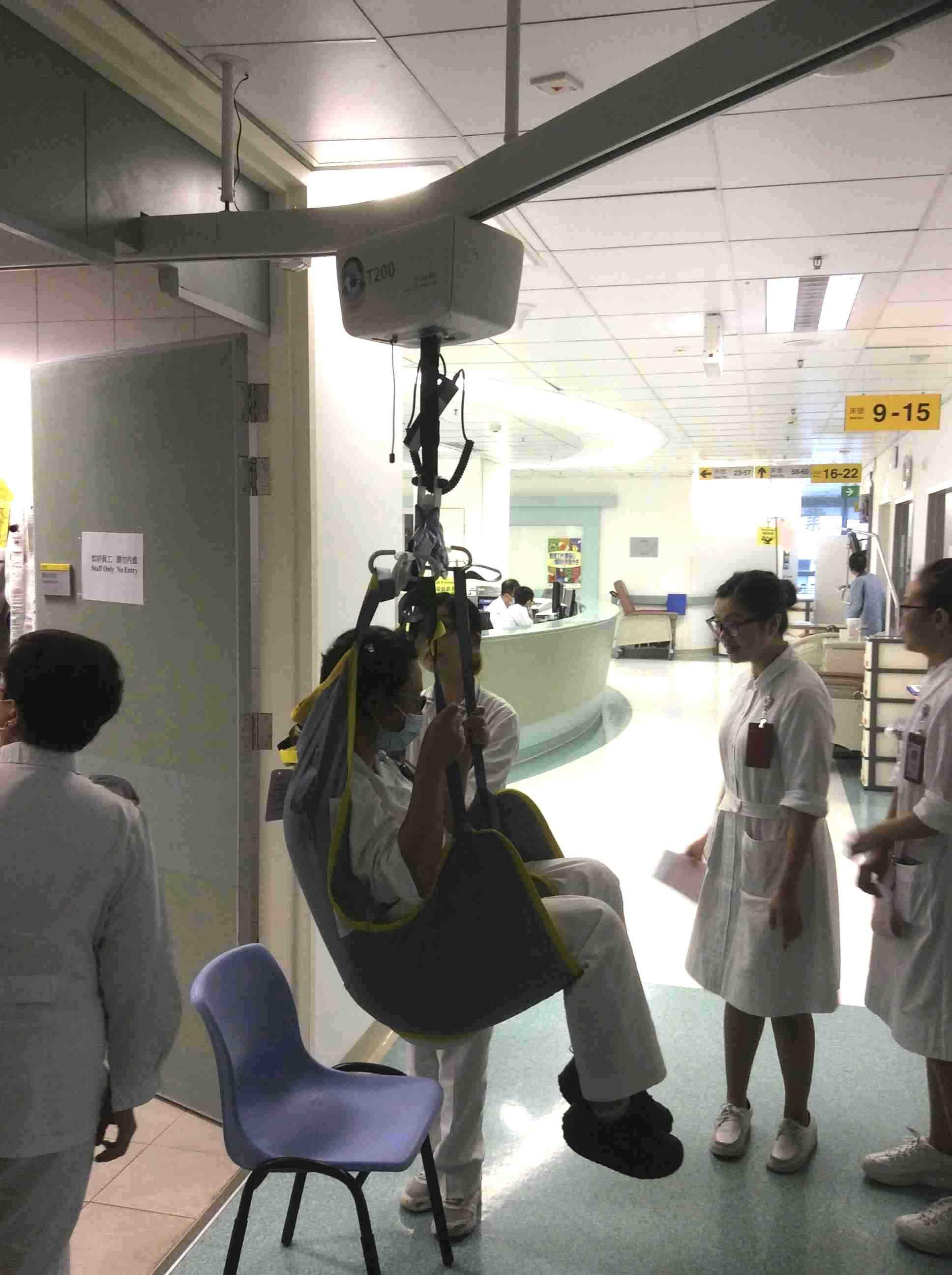 Patient Hoist Asia Opemed