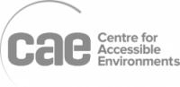 CAE Centre for Accessible Environments Partnership