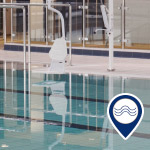 pool hoist leisure centre