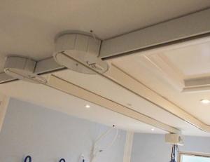 ceiling track hoist
