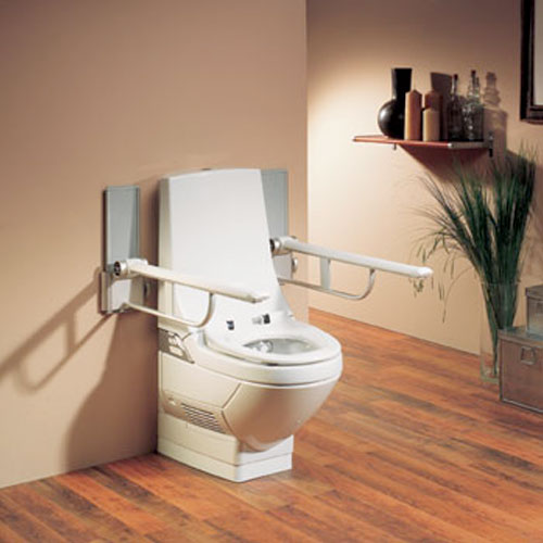 Geberit assisted toilet opemed for Geberit technical support