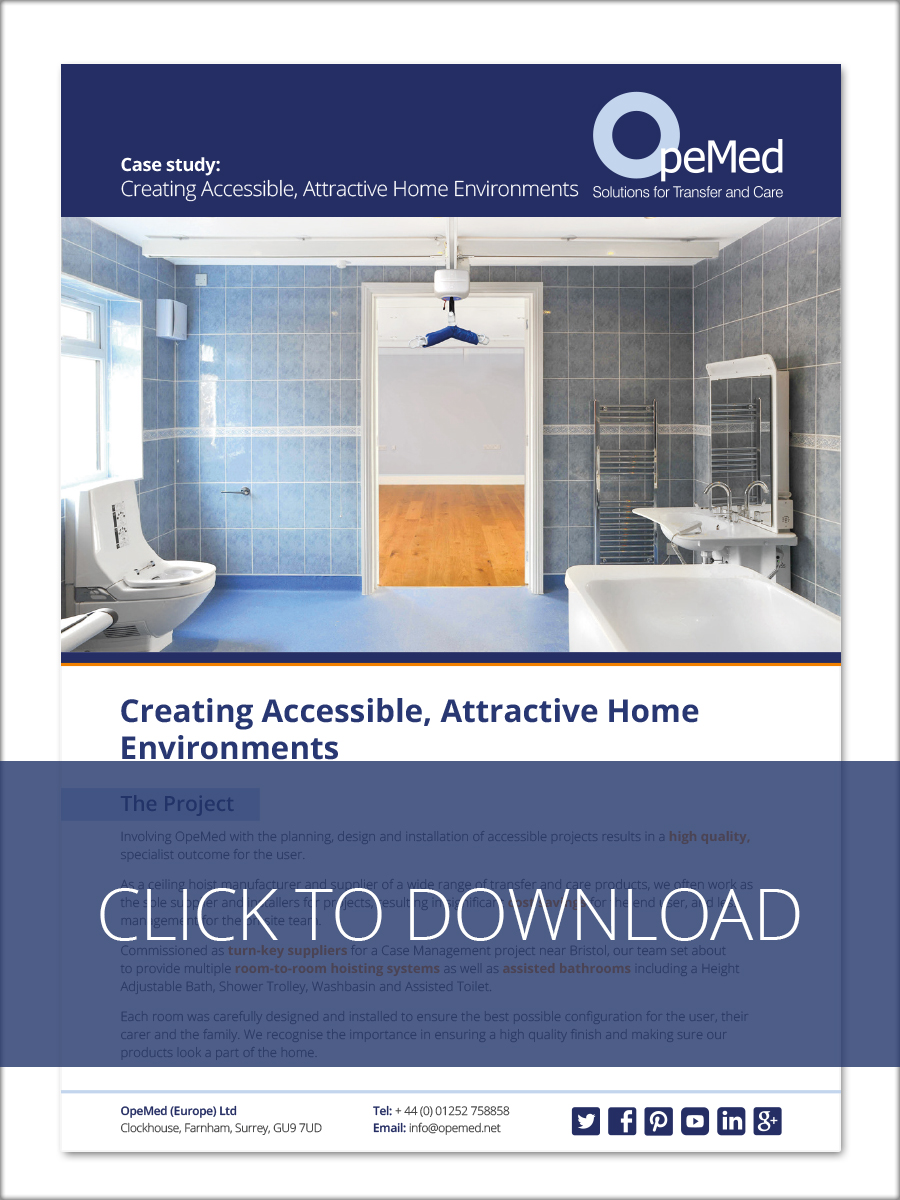 Creating Accessible, Attractive Home Environments