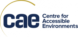 the centre for accessible environments - cae