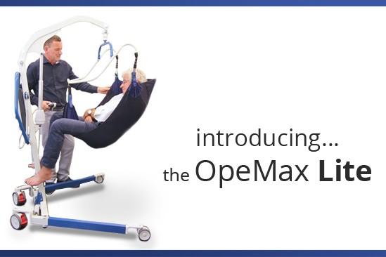 Introducing the OpeMax Lite Floor Hoist