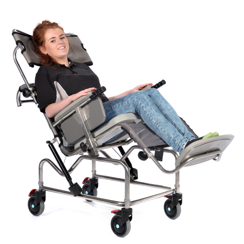 sc 1 st  OpeMed & Tilt-in-Space Shower Chair and Cradle | OpeMed