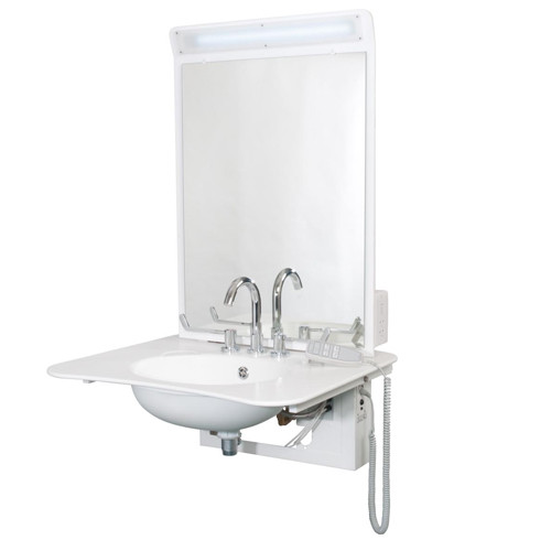 ABW6 Height Adjustable Washbasin