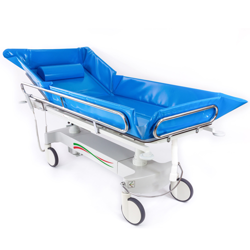 Shower Trolleys and Chairs