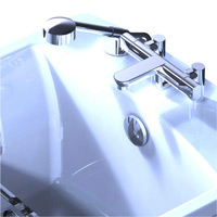 Avero Height Adjustable Bath