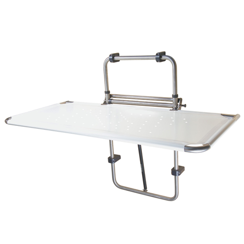 CTM Manual Height Adjustable Changing Table OpeMed - Adjustable changing table