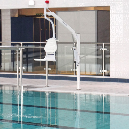 Dipper Pool-side Hoist