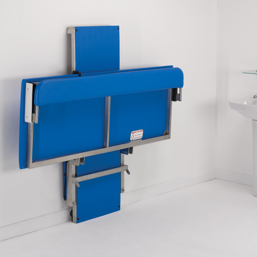 Hi Riser Height Adjustable Changing Table Opemed