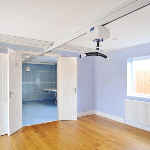 Ot200 Compact Ceiling Hoist Opemed