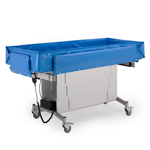 Ope-Move Shower Trolley