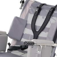 Tilt In Space Shower Chair And Cradle Opemed