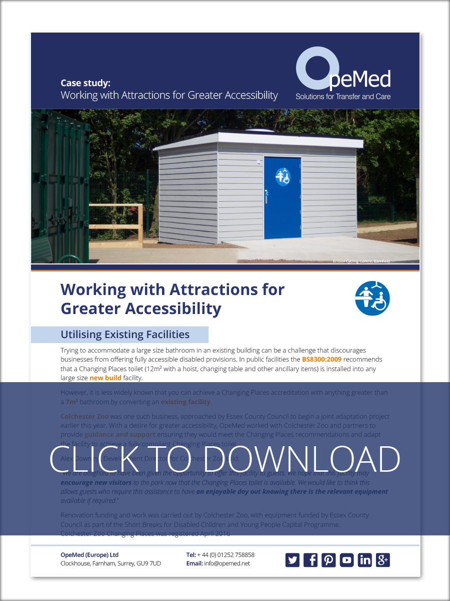 Working with Attractions for Greater Accessibility - Download