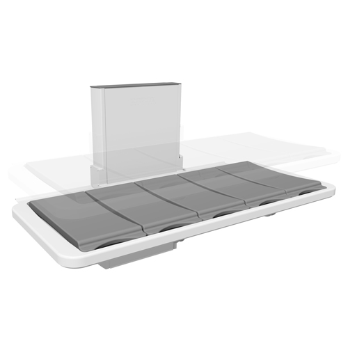 Hudson Height Adjustable Changing Table
