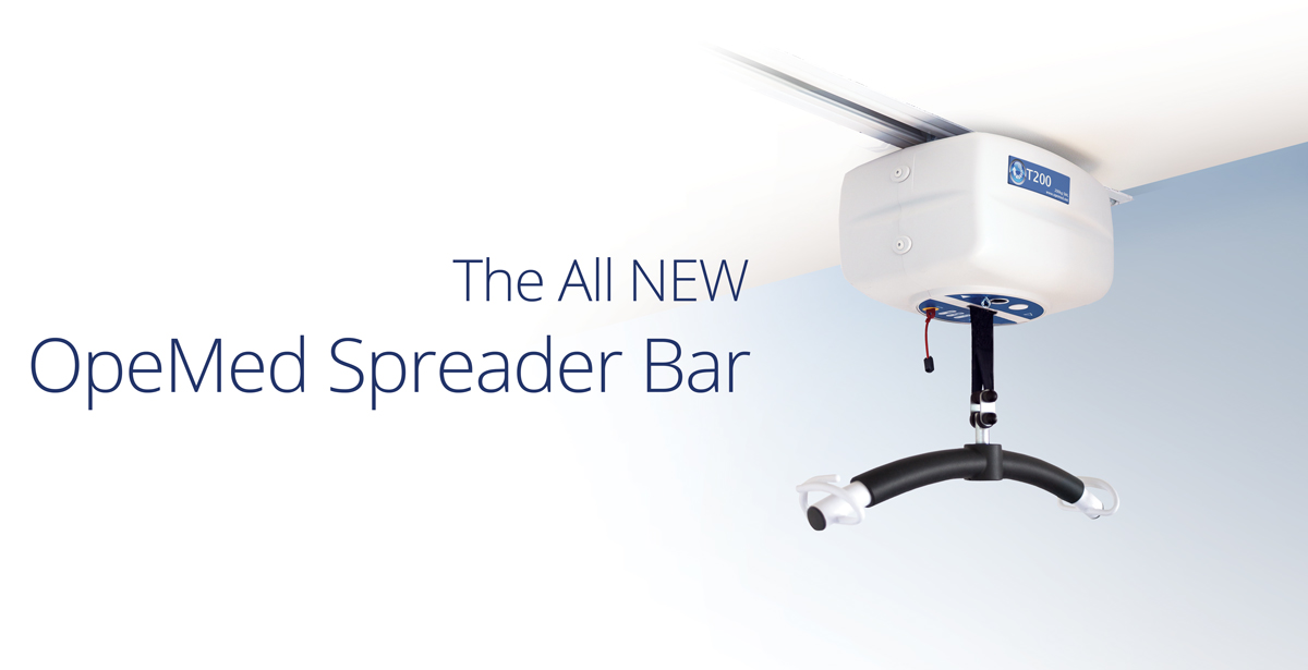 The All NEW OpeMed Spreader Bar