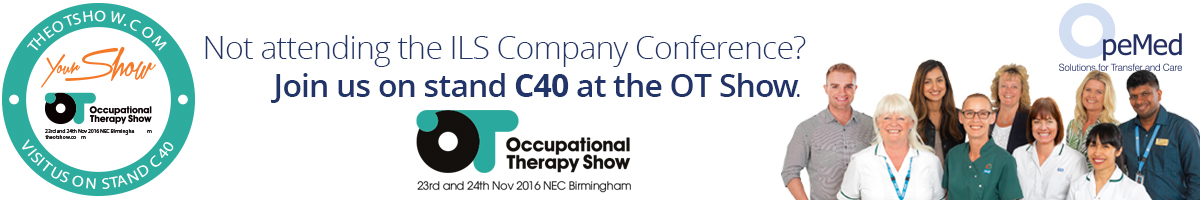 Discuss your project: OpeMed at ILS Company Conference