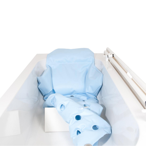 Vacuum Support Bath Cushion