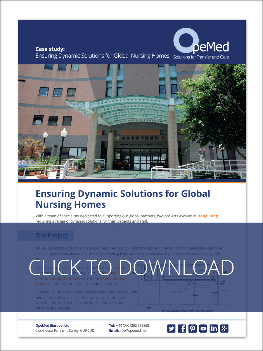 Ensuring Dynamic Solutions for Global Nursing Homes