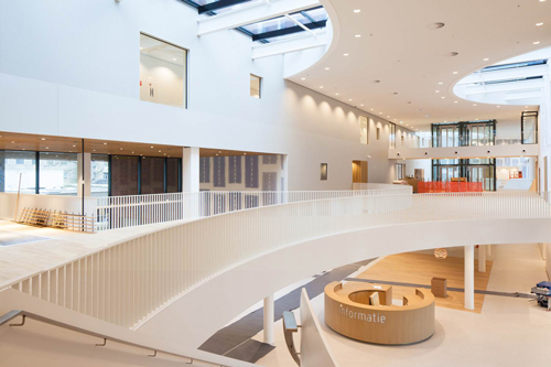 OpeMed Complete Ceiling Lift Project in Zaans Medical Centre, Netherlands