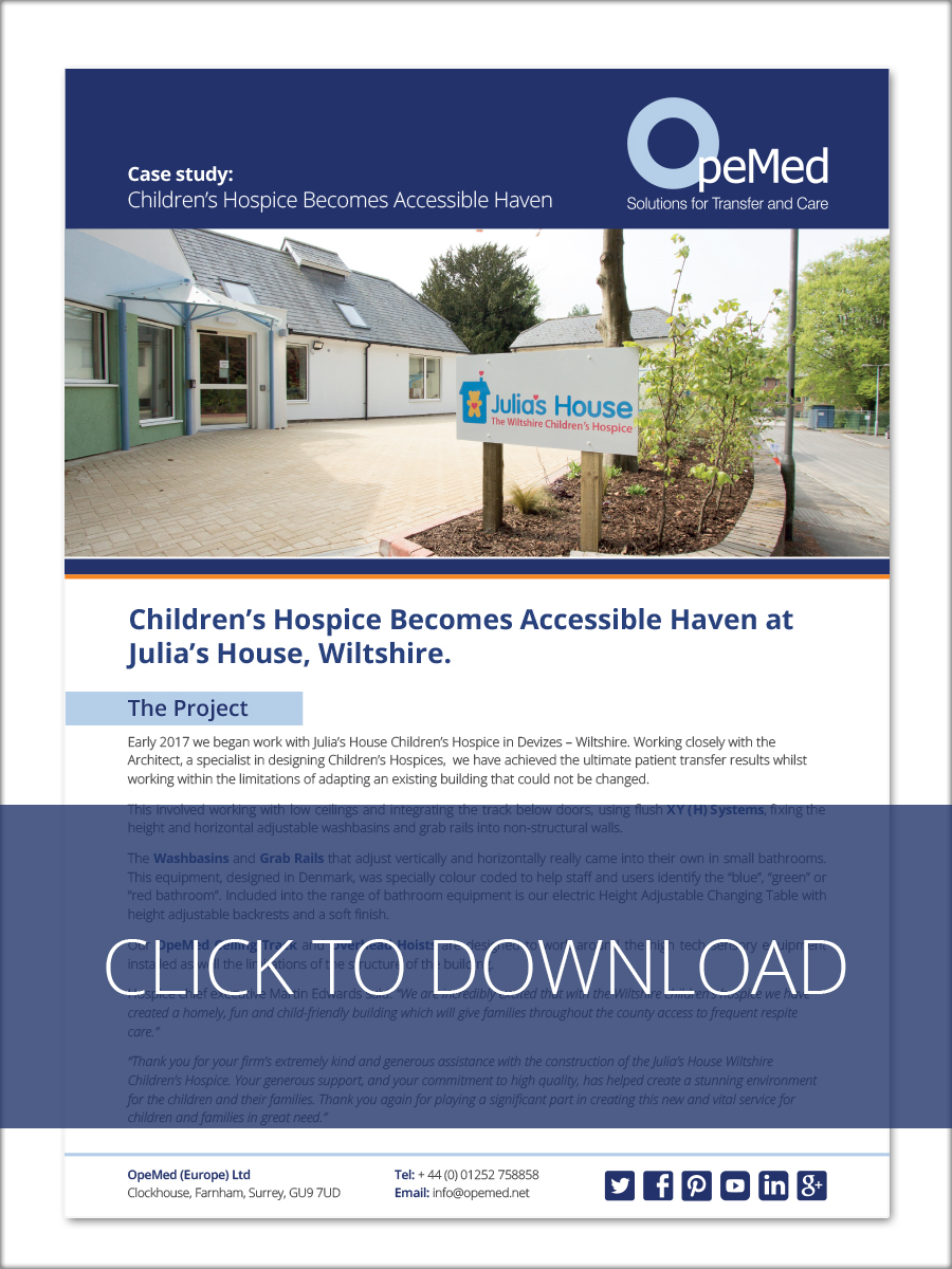 Children's Hospice Becomes Accessible Haven
