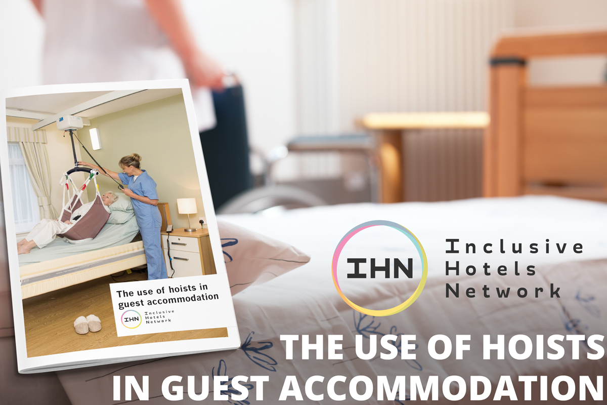 The Use of Hoists in Guest Accommodation: a Publication