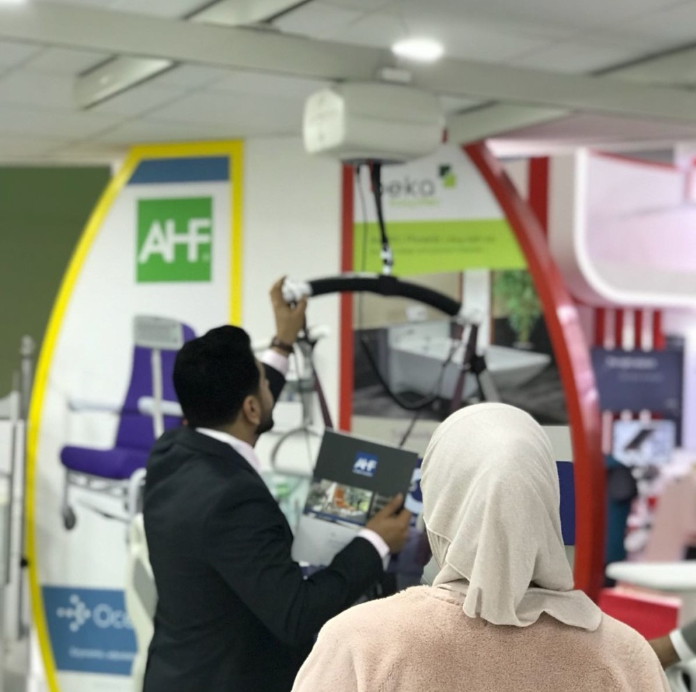OpeMed Attend Arab Health 2018 - OT200 Demonstrated