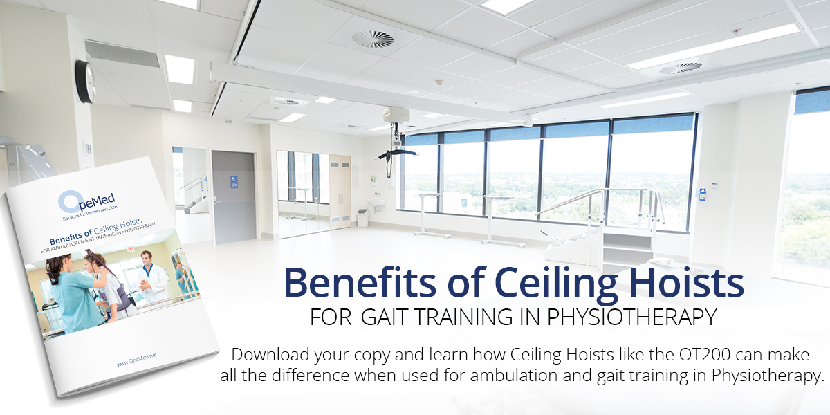 Benefits of Ceiling Hoists for Gait Training Guide