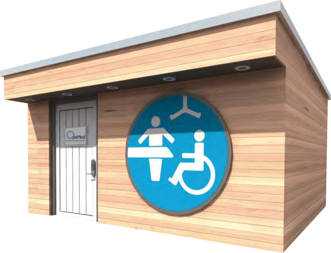 Thinking Outside the Box; Modular Changing Places Solutions