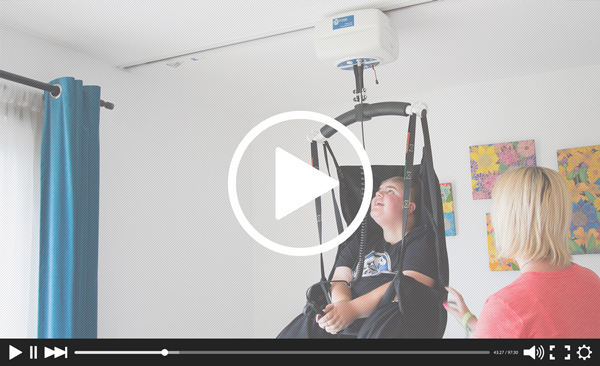 Ceiling Hoists for Disabled Patient Handling | OpeMed