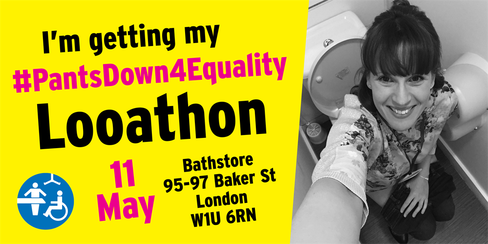 Looathon; Pants Down for Equality!