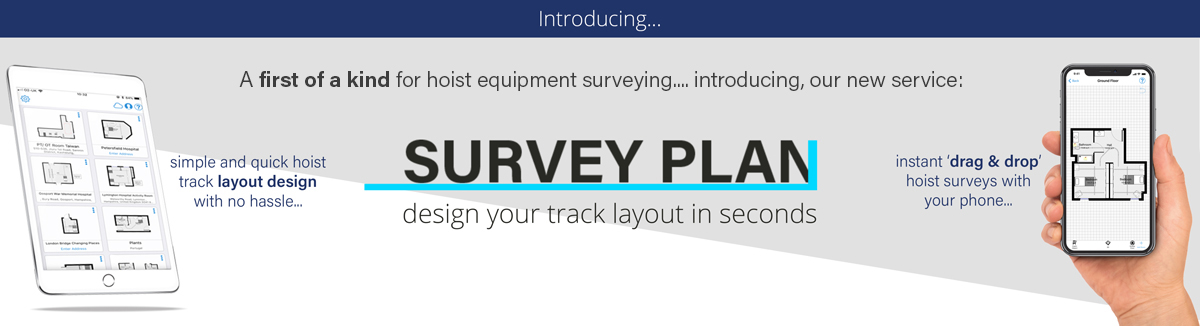 Discover Ceiling Hoist Layouts with SurveyPlan
