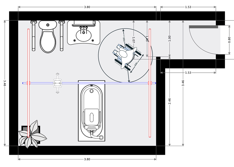 What is an XY Ceiling Hoist System or H Track Ceiling Hoist System
