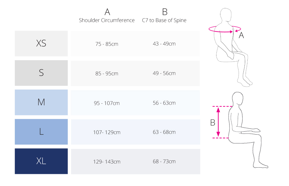 Sling size guide