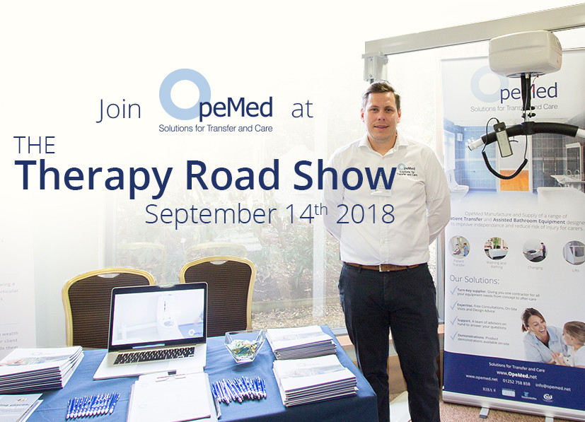 The Therapy Road Show – Sept 14th 2018
