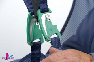 Assured Clip Sling Security With UniQare Slings Thanks To New, Patented IQ Clip